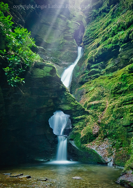 St.Nectan's Glen - Enchanted Places