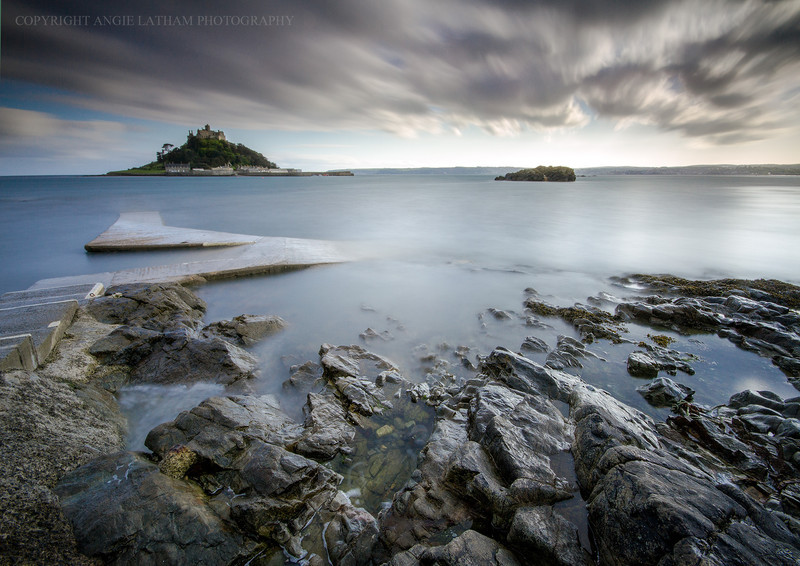 St.Michael's Mount Storm 2 - Celtic Cornwall