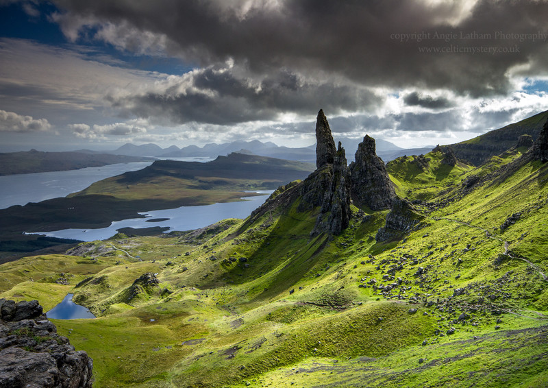 Old Man of Storr 4 - Isle of Skye
