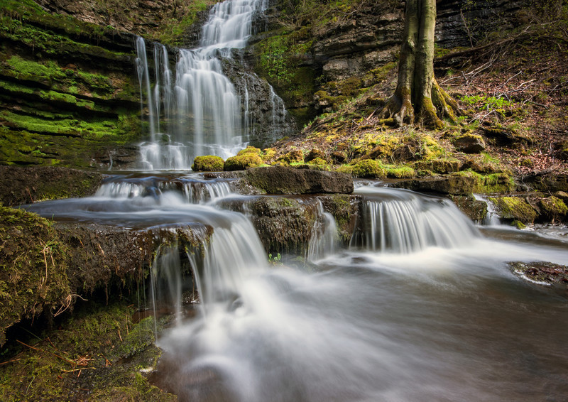 Scaleber Force, Yorkshire - England & The Shires