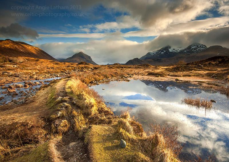 Glen Sligachan Gold - Isle of Skye