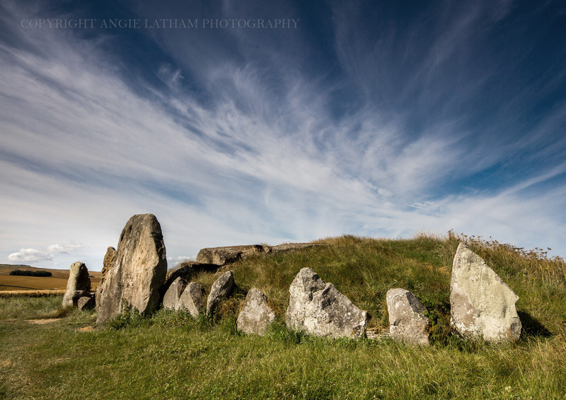 West Kennet Long Barrow 2 - Ancient Sites