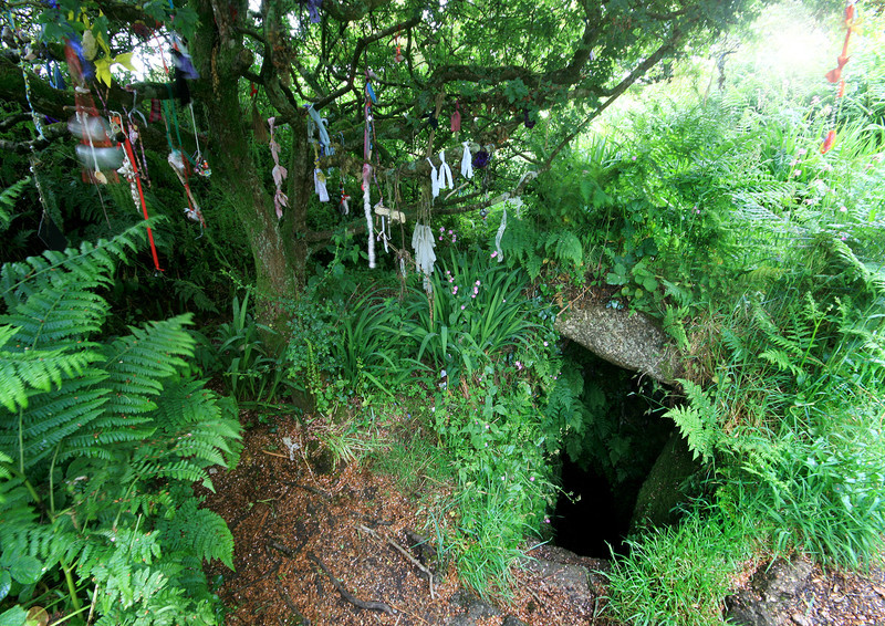 Sancreed Holy Well, Cornwall - Holy Wells and Sacred Springs