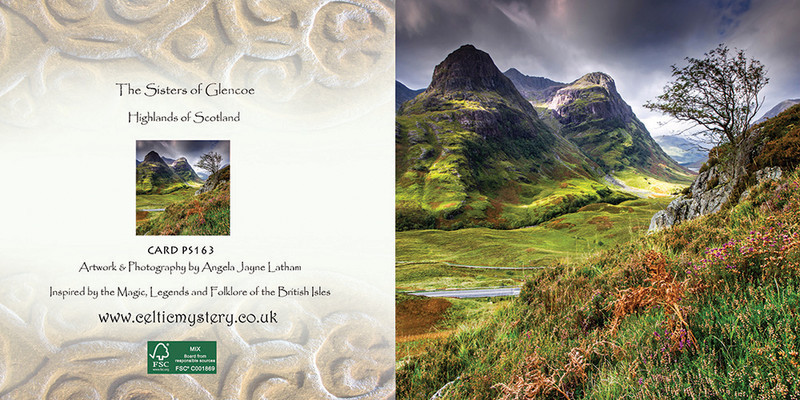 PS163 Glencoe Rowan - Scottish Landscapes