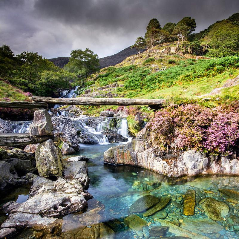 PS061 Watkin Path to Snowdon, Wales - Magical Britain