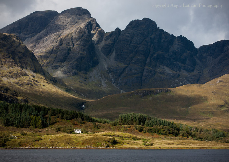 The House under The Cuillin - Isle of Skye