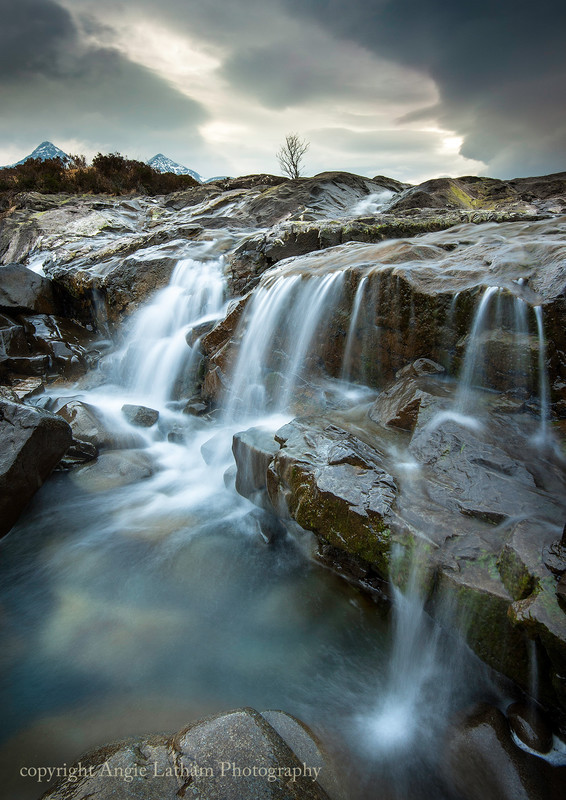 Sligachan Waterfalls - Isle of Skye