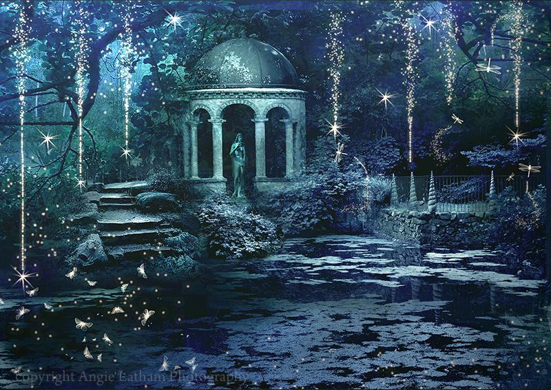 The Midnight Garden - Mystery & Moonlight