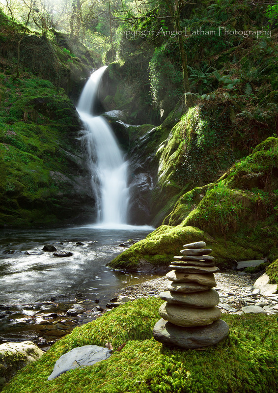 Dolgoch Falls & Cairn - Celtic Wales