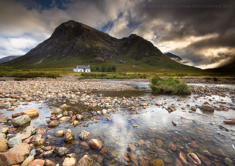 Buachaille Etive Mor - Highlands of Scotland