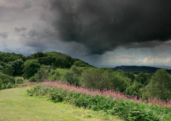 British Camp Thunder - The Malvern Hills