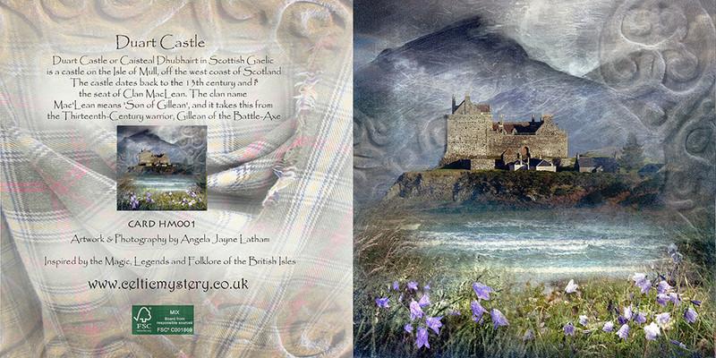 HM 001 Duart Castle, Mull - Spirit of the Highlands
