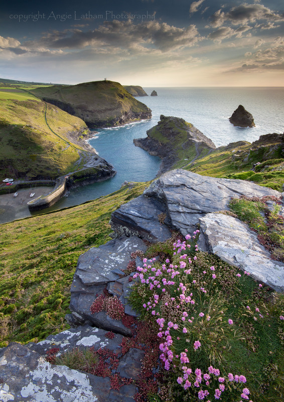 Boscastle Harbour 1 - Celtic Cornwall