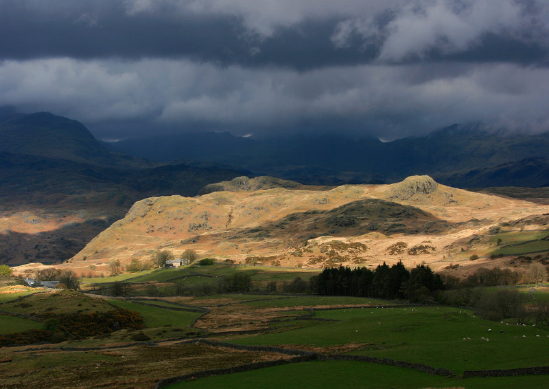 Light and Shadow- Lake District - England & The Shires