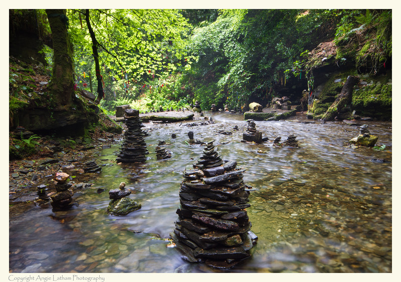 St.Nectan's Glen, Cornwall 4 - Ancient Sites