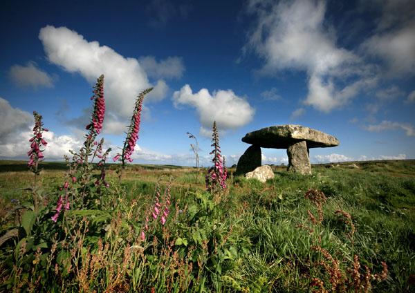 Lanyon Quiot Summer - Celtic Cornwall