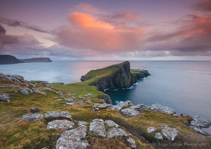 Neist Point Pastels - Isle of Skye