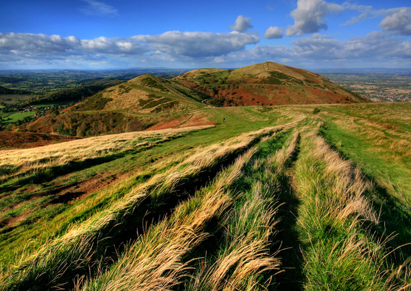 Windswept Heaven - The Malvern Hills
