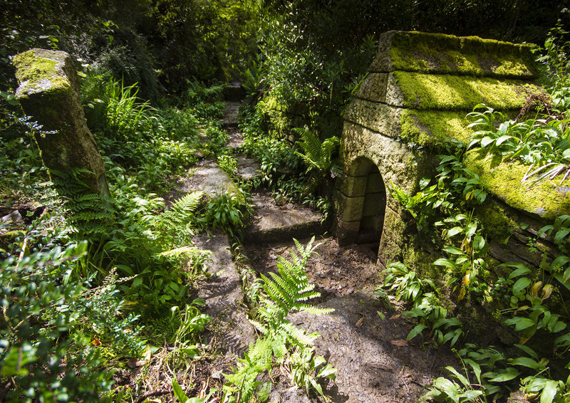 St.Keyne's Holy Well , Cornwall - Holy Wells and Sacred Springs