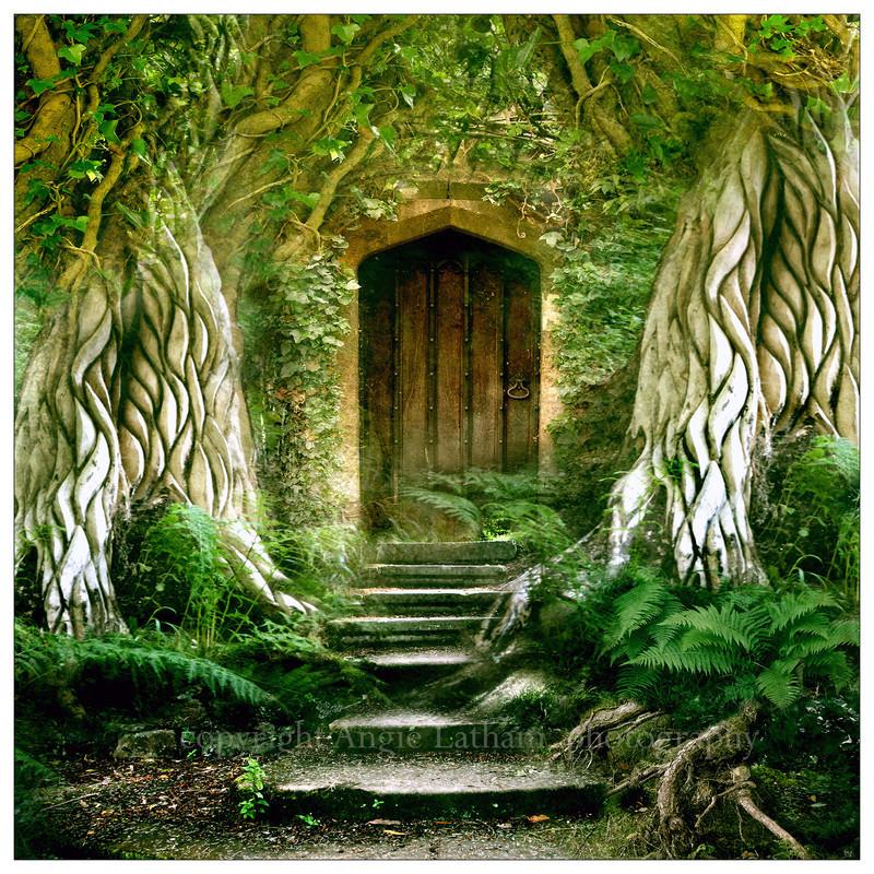 AS026 The Secret Door - Magic & Mystery