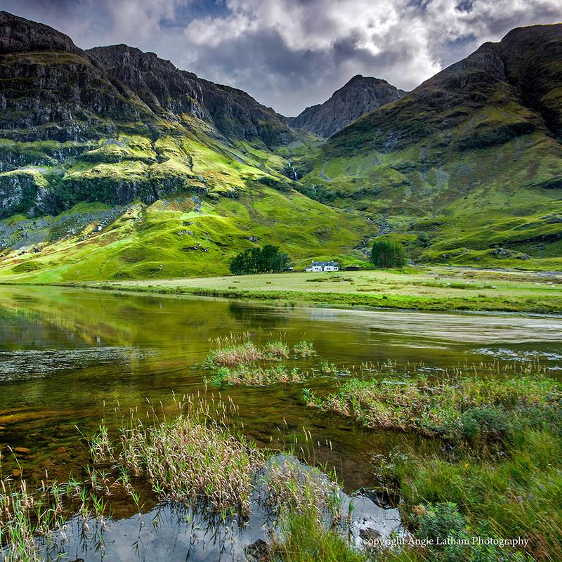 NEW! PS161 Glencoe Cottage - Scottish Landscapes
