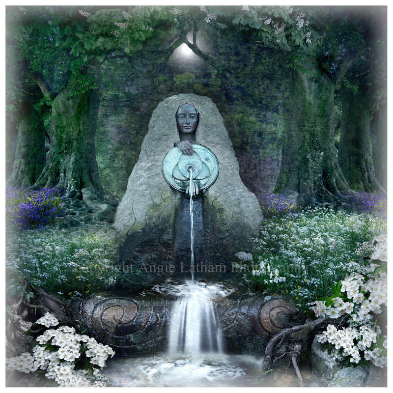 AS031 Lady of the Sacred Well - Magic & Mystery