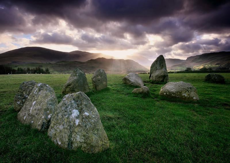 Castlerigg Stone Circle - Ancient Sites