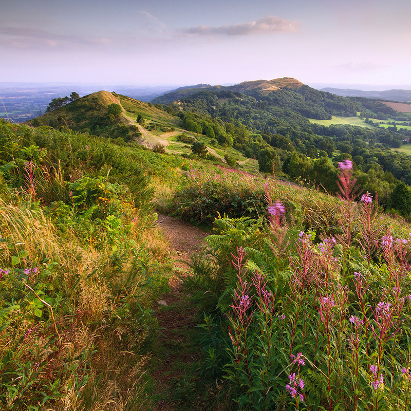 PS049 British Camp , Malvern Hills - Magical Britain