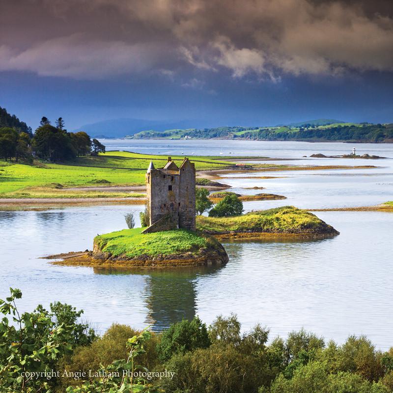 NEW! PS170 Castle Stalker - Scottish Landscapes