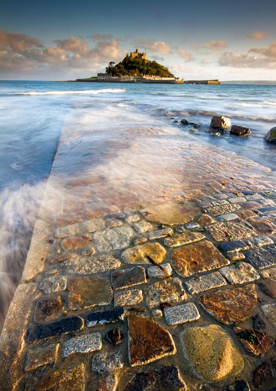 St.Michael's Mount Summer 2 - Celtic Cornwall