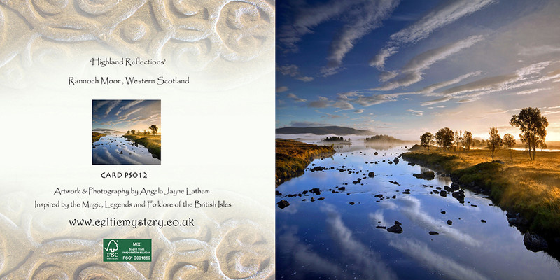 PS012 Highland Reflections - Scottish Landscapes