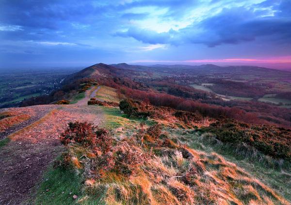 Last Light - The Malvern Hills