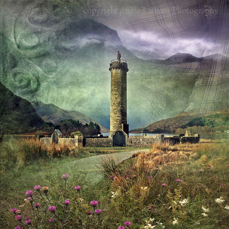 HM 009 Glenfinnan Monument - Spirit of the Highlands