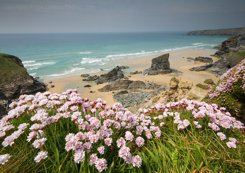 Bedruthan Steps - Celtic Cornwall