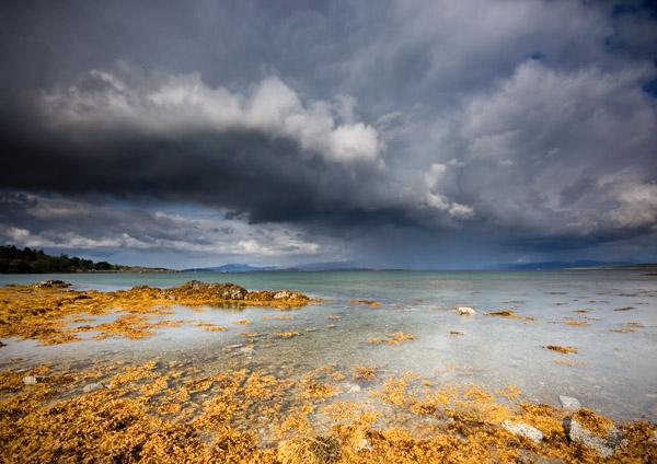 Broadford Squall - Isle of Skye