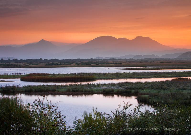 Snowdonia Sunrise - Celtic Wales