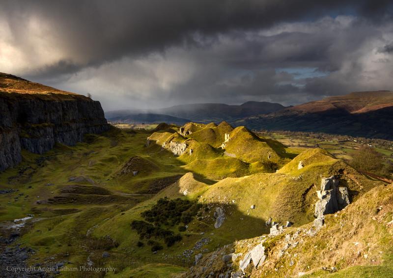 Brecon Escarpment 3 - Celtic Wales