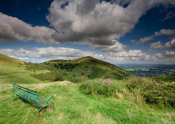North Hill View - The Malvern Hills