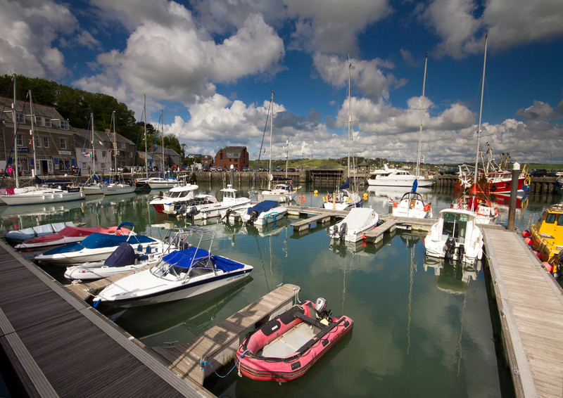 Padstow Harbour 4 - Celtic Cornwall