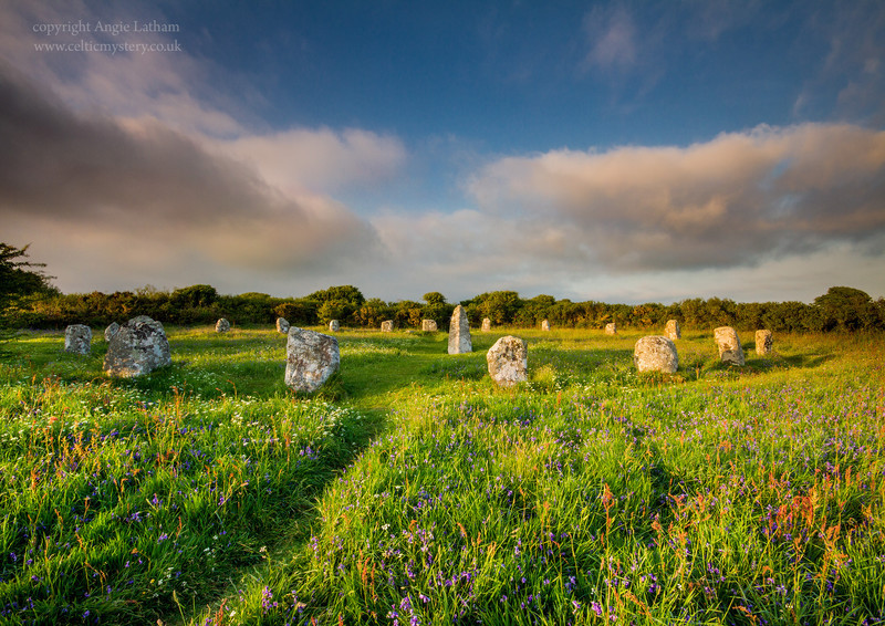 Boscawen-Un Stone Circle 2 , Penwith, Cornwall - Ancient Sites