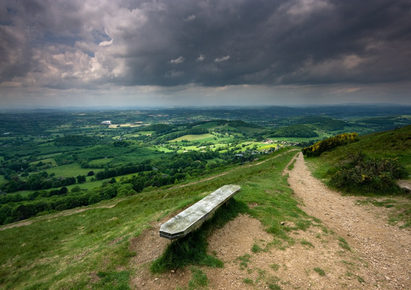 How Green is my Shire - The Malvern Hills