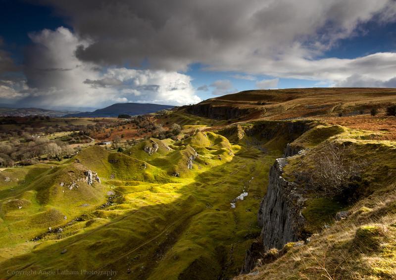 Brecon Escarpment 2 - Celtic Wales