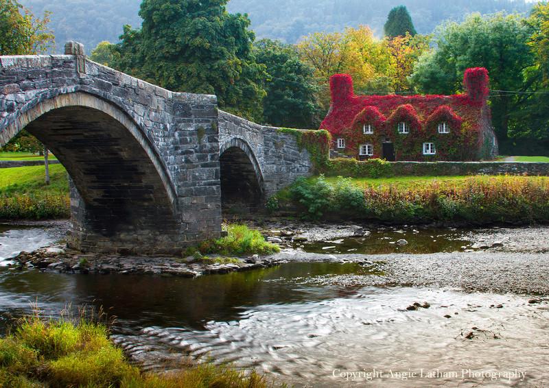 Llanrwst Cottage - Celtic Wales