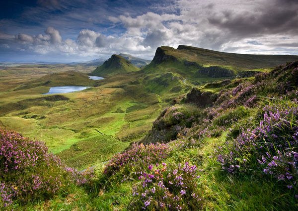 My Bonnie Heather 2 - Isle of Skye