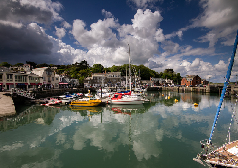 Padstow Harbour 2 - Celtic Cornwall