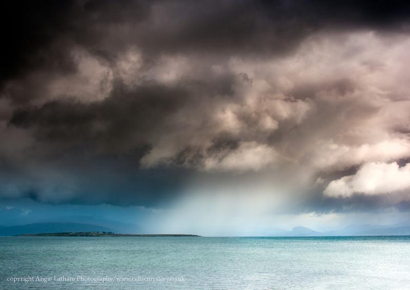 Storms across Applcross - Isle of Skye