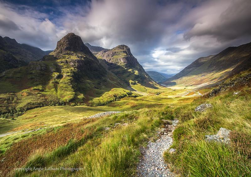 Ancient Glencoe - Highlands of Scotland