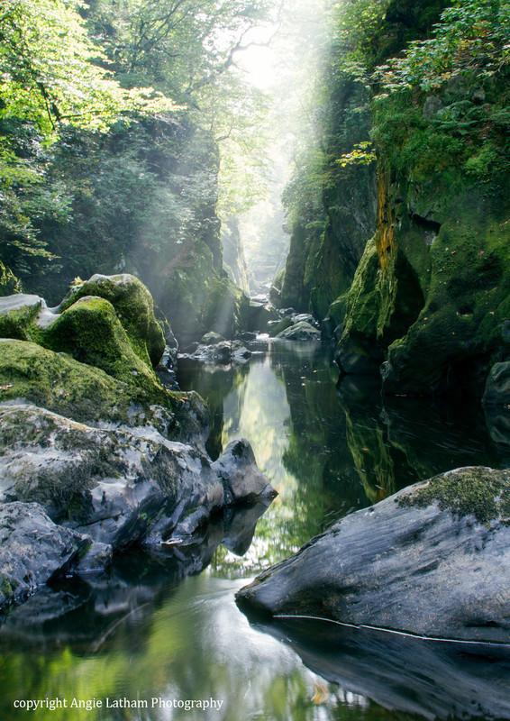 The Fairy Glen 1 - Celtic Wales