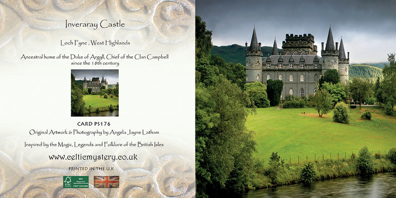 PS176 Inveraray Castle - Scottish Landscapes