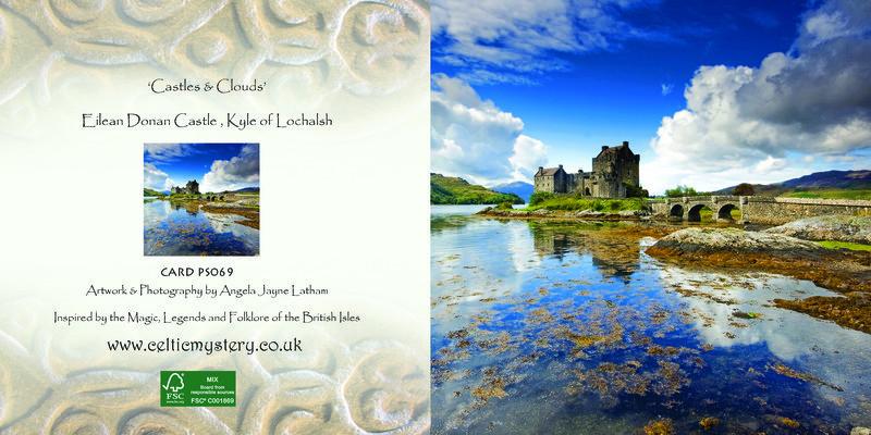 PS069 Castles & Clouds - Scottish Landscapes